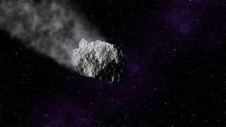Астероид прошел недалеко от Земли
