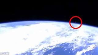 На МКС обнаружили два НЛО
