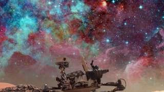 У Марсохода Curiosity обнаружили повреждение колеса