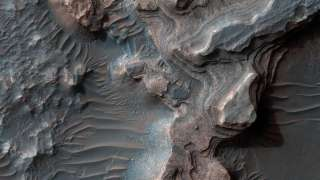 Получено еще одно доказательство жизни на Марсе
