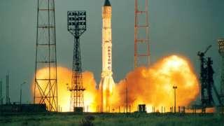 """Роскосмос обнаружил дефекты во всех двигателях для ракет-носителей """"Протон-М"""""""