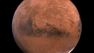 Астрономы предположили, что на Марсе когда-то была атмосфера