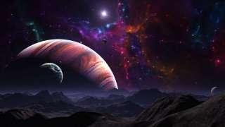 Астрофизики наблюдали быстрое разрушение отдаленной галактики