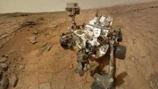 В исследовательском центре Лэнгли предложили использовать дроны для марсоходов