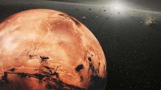 Троянские астероиды Марса - остатки неродившейся планеты