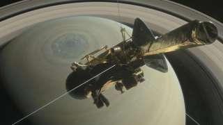Зонд Кассини сгорит в атмосфере Сатурна и закончит свою миссию