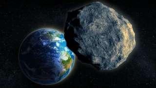 19 апреля на небольшом расстоянии от Земли пролетит астероид
