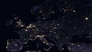 НАСА показало новую карту Земли с космоса