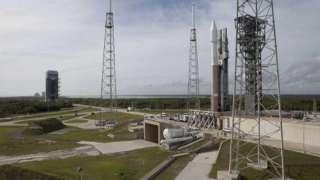 НАСА покажет запуск космического корабля Cygnus