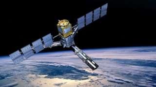 Китай впервые запустил грузовое космическое судно