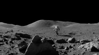 Китай собирается совместно с ЕКА создать базу на Луне