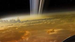 Зонд Кассини смог записать звуки Сатурна