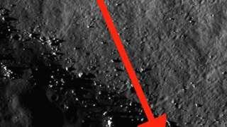 На обратной стороне Луны уфологи нашли древнюю пирамиду