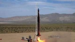 Компания Vector Space Systems совершила первый запуск ракеты Vector-R