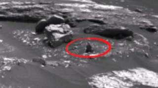 Благодаря миссии марсохода Curiosity были обнаружены уникальные дюны