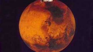 Ученые из университета Брауна определили причину появления полос на Марсе