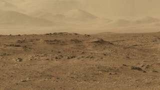 Специалисты НАСА определили 5 опасностей для человека на Марсе