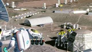 Аэрокосмическое агентство планирует запустить пилотируемую миссию на Луну перед полетом на Марс