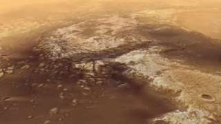 Астрофизики определили причину исчезновения жизни на Марсе
