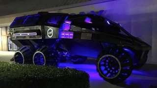 НАСА представили прототип нового Марсохода