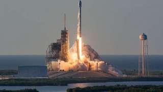 Компания SpaceX при помощи ракеты  Falcon 9 запустила на орбиту спутник для интернета