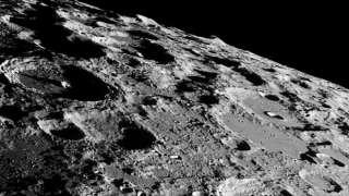 Ученые считают, что в мантии и ядре Луны есть вода