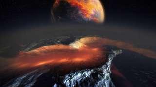 Фрагменты кометы Энке могут стать угрозой для Земли