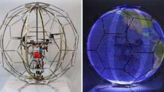 Учёные планируют отправку на Марс космического дрона-беспилотника