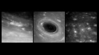 В ходе миссии Кассини выяснили, что Энцелад изменил свою ось после столкновения с астероидом