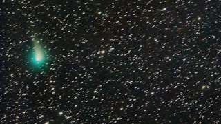 Комета Джонсона пролетит над Москвой