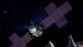 НАСА собирается отправить миссию к астероиду 16 Psyche
