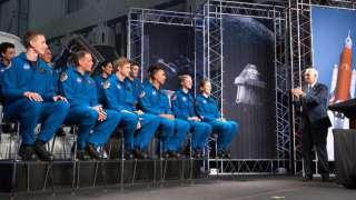 """""""NASA"""" выбрало претендентов для полётов на Марс и Луну"""
