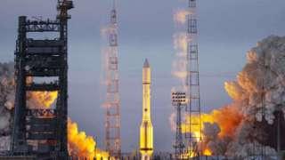 Космический грузовик «Прогресс» стартовал к МКС