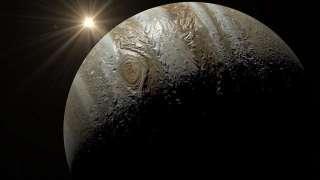 Нейросеть «Google» нашла на Юпитере очертания монстров