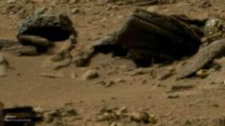 Водородная бомба и тела гуманоидов на Марсе