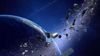 Ученые NASA создали робота-мусорщика земной орбиты