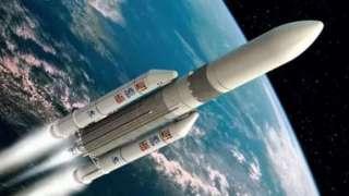 """Ракета """"Ariane-5"""" стартовала с космодрома Куру"""