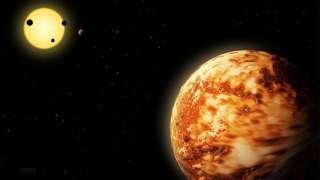 Учёные обнаружили потерянную планету, размером с Нептун
