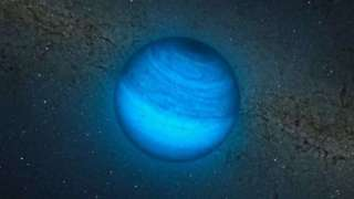 Астрономы исследуют таинственный уединённый космический объект