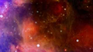 Фото дня: космический «аленький цветочек»