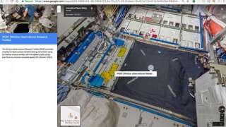 Google запустил виртуальную экскурсию по МКС
