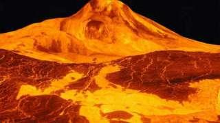 Подводные дюны на Земле раскроют особенности рельефа Венеры