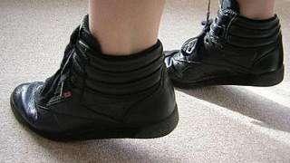 Компания Reebok разрабатывает космические ботинки