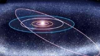 Эксперты NASA обнаружили старинный объект в поясе Койпера