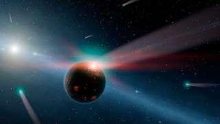 Скоро кометы сметут Землю