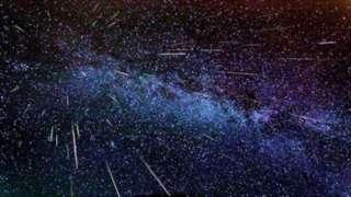 Ученые: черные дыры могут быть источниками звездных дождей