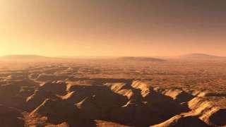 Ученые ищут подземные воды на экваторе Марса