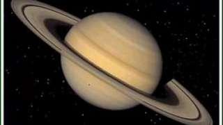 «Cassini» запечатлел южное полярное сияние на Сатурне