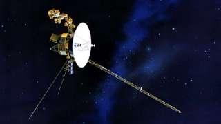 """НАСА празднует 40-летний юбилей миссии """"Вояджер"""""""
