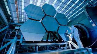 NASA успешно протестировала системы связи телескопа Web 59